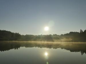 Aamun aurinko saaristossa. #EQ2014